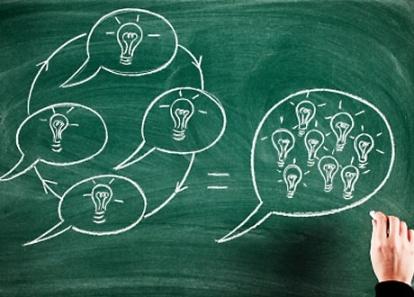 sharing Idea menjadi aspirasi besar