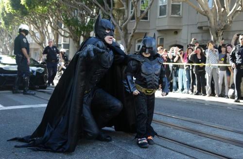 Batman dan Batkid