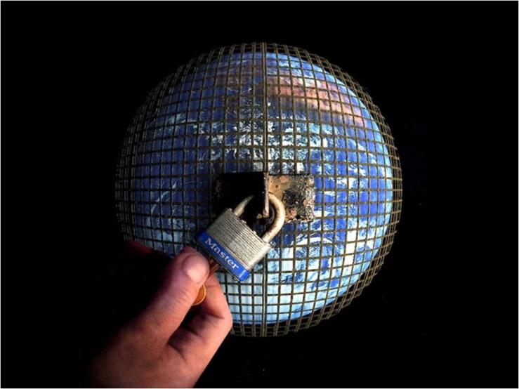 Mengontrol Internet Global