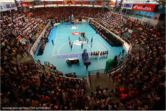 Crowd at DBL Arena
