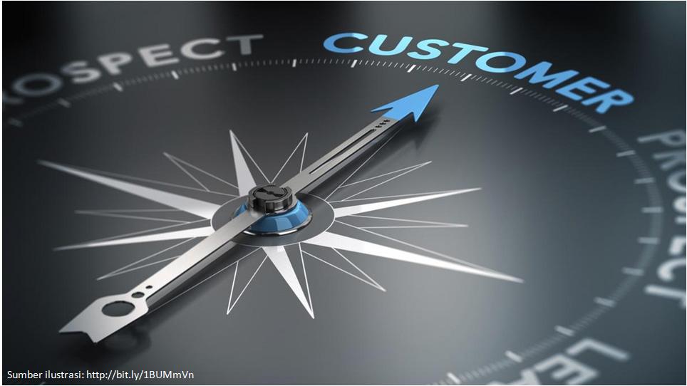 Customer dan Revolusi Marketing