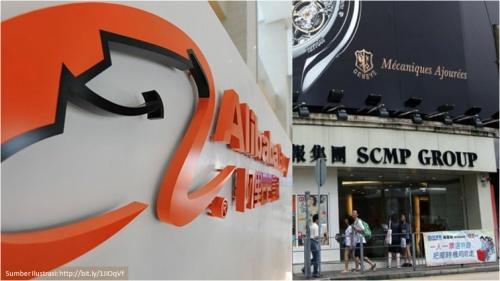 Alibaba Beli SCMP