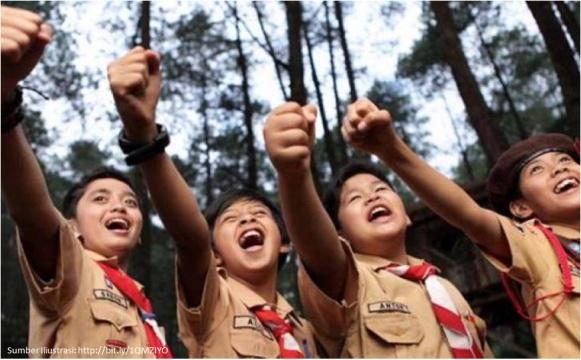 1 Pramuka Scout Challenge