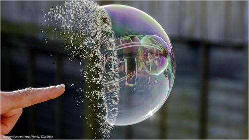 Bubbling Burst
